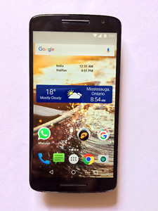 Moto X Play Unlocked Dual SIM with all accessories