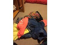Teenage clothes size 13-14y