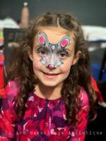 Maquillage pour enfant - Maquilleuse - Fête d'enfant