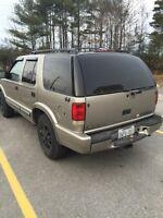 2001 Chevrolet blazer need gone asap