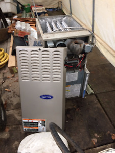 Carrier Natural Gas Furnace - EUC