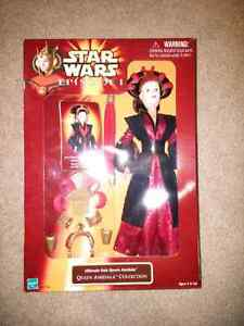 Star Wars Queen Amidala hair Doll Peterborough Peterborough Area image 1