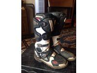 Motocross boots sidi crossfire Mx