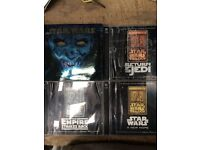 STAR WARS ORIGINAL FULL LENTGH SCORE DOUBLE CDs