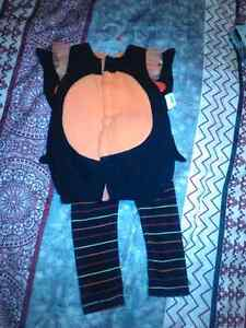 Old navy butterfly halloween 2 pc outfit (new) Cambridge Kitchener Area image 2