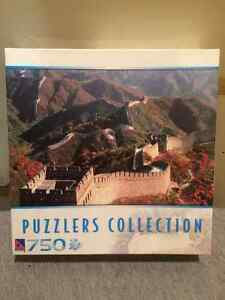 Wall of China Puzzle - 750 Piece