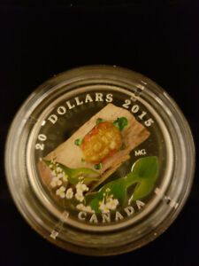 Venetian Glass $20 turtle Coin - Royal Canadian Mint