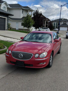2008 BUICK ALLURE - GREAT CONDITION - LOW KMS