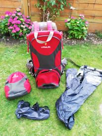 LittleLife Voyager S3 Child Carrier Backpack