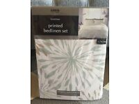 Super king size quilt cover set brand new in packaging