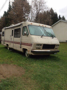 For sale 1985 Pace Arrow motorhome