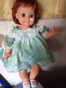 MOVING SALE: 1970 Baby Chrissy doll