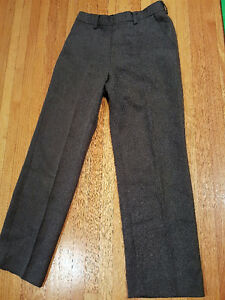 GREY SCHOOL UNIFORM PANTS - (Brand Robert Allan & Halpern's)