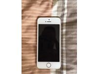 iPhone 5s 16gb gold £100ONO