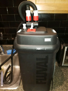 New Fluval 406 Canister Fish Tank Filter!!!