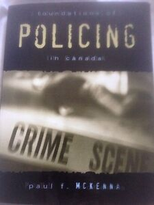 Policing/ Law Enforcement Books