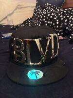 Boulevard limited special edition fitted hat