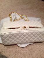 Small channel purse