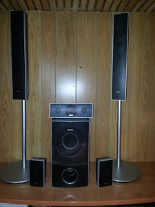 Sony 5.1 ch speakers