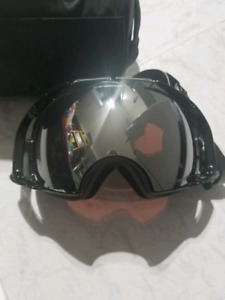 Oakley Prizm Airbrake Goggles and K2 Skis Poles