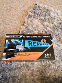 Motormax Premium Reverse Parking Camera