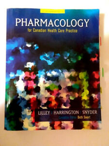 Pharmacology in Canadian Health Care Practice (2nd ed). Lilley