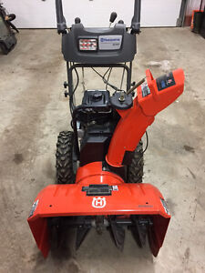 husqvarna 924hv snowblower