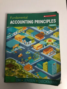 Fundamental Accounting Principles: Volume 1
