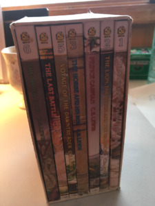 Narnia set book series vintage