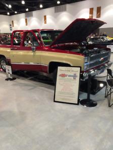 1982 Chevrolet C-10 Pickup Totally Restored