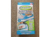 EASY FEET NEW AS SEEN ON TV