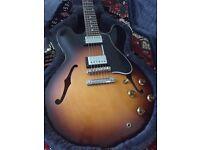 Gibson Historic 59 reissue 335 ES335 Custom Shop VOS