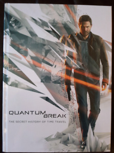 Quantum Break Game Guide new in wrapping