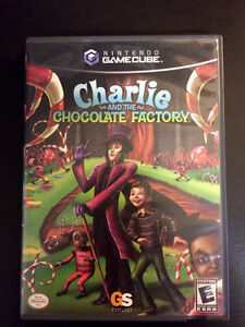 Charlie and the Chocolate Factory - Gamecube