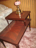 End Tables - set of two - EXCELLENT CONDITION!