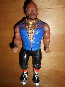Figurine Mr. T 1983 Baracuda Vintage