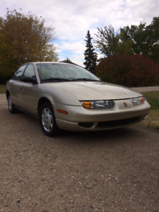 2001 Saturn S-Series SL/SL1 Sedan