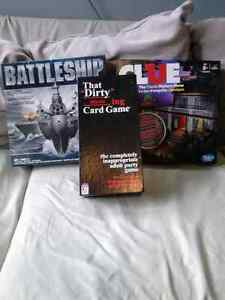 Party game and two boardgames  Cambridge Kitchener Area image 1