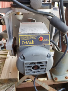 Verrassend Dewalt 10 Radial Arm Saw | Kijiji in Ontario. - Buy, Sell & Save MP-51