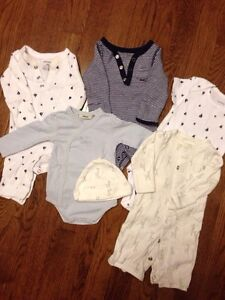 Baby 0-3 Months $5 Each Photo Outfit.