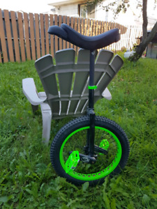 Koxx fluo trials unicycle 20""