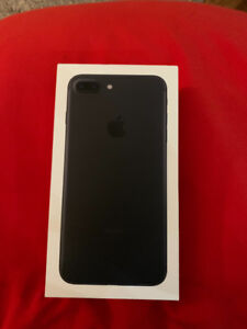 New iPhone 7plus 128gb