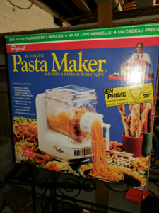 Pasta Maker- great condition