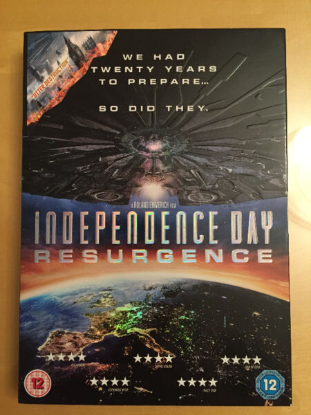 "Independence Day 2 ""Resurgence"""