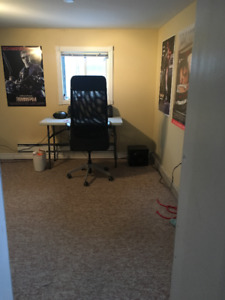 Looking for a FEMALE housemate for a basement room!!