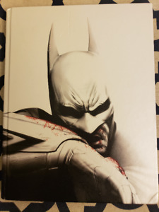 Batman: Arkham City Limited Edition, Hardcover Strategy Guide