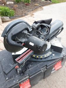 Used Craftsman mitre saw - $80