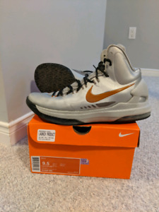 Nike KD V, VII, Under Armour Curry, Adidas Ultraboost