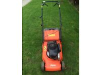 Flymo Lawnchief 400 PD self propelled petrol lawnmower