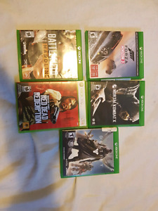 Selling Xbox games make me an offer